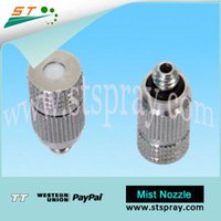 Wholesale thread SS material high pressure misting nozzle
