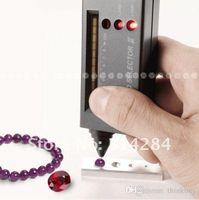 Wholesale New Arrival Promotional Diamond Moissanite Tester Selector LED Tool DHL FEDEX