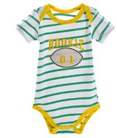 baby onesies pack - Infant climbing clothing baby Onesies BABY BODYSUIT cotton short sleeved Jersey summer soft breathable comfortable a pack