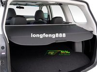 Wholesale Boutique Rear Cargo privacy Cover Trunk Screen for JEEP COMPASS black beige