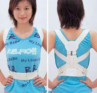 Cheap make beautiful children and women Magnetic Back Shoulder Corrector Posture Orthopedic Support Belt Brace 07019