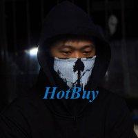cod - Call of Duty COD Balaclava Ghost Skull Face Mask Skateboard Bike Hood Cosplay