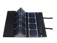 solar car battery charger - 180W Sunpower folding solar panel charger for car battery and V devices