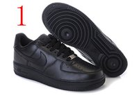air force ones - men Nike air force one running shoes sport basketball shoes color Including DHL shipping