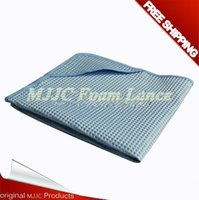 Wholesale Waffle Towel Super Absorbent Towel the real Waffle Towel that dry your car fast and no hurt on paint