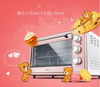 Wholesale The Bear DKX B30N1 multifunctional electric oven baked cake household pizza oven L
