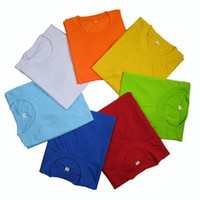 plain t shirts - 100 cotton plain t shirt cheap price customized with your own logo and design