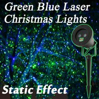 Wholesale Top IP65 Waterproof Elf Christmas Lights Blue Green Moving firfly Twinkle Outdoor Christmas Laser Lights Projector Decorations For Home