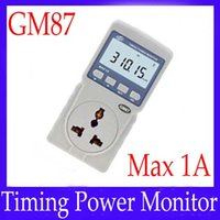 active powered monitors - Digital Micro power monitor GM87 with active power
