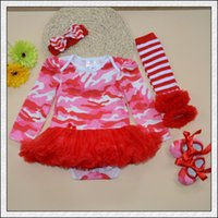 baby long sleeve dress pattern - per Set Abstract Pattern Red Baby Girls Long Sleeves Tutu Dress Headband Shoes Leggings for months