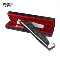 accented e - The hole harmonica Chi Chi Mei brand wide range accent harmonica send e tutorials