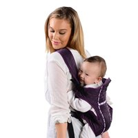 aluminium straps - NEW Baby Carriers Face toward inward back carrying Polyester fibre Extra wide shoulder straps with anti slip function