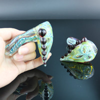 amazing designs - glass pipe for smoking Amazing blue skillful manufacture beautifull design g spoon pipe glass smoking pipe inch