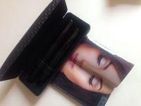 Wholesale 10sets younique mascara D FIBER LASHES MASCARA Set Makeup lash eyelash waterproof double mascara