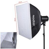 strobe light kit - Photo Studio Speedlite Lighting Kit Set Godox Photography Studio Flash Strobe Light Stand Softbox Reflector Umbrella Trigger