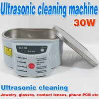 Wholesale DADI W Small Ultra sonic cleaner Ultrasonic baths Vcds Jewelry Pcb cleaner Ultrasonic cleaner v V A3