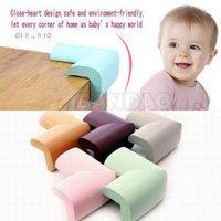 Wholesale Children Anticollision Kids Collision Angle Single Edge Corner Guarder Protection Baby care Bumper Colors Choose ZXP