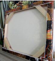 Reproducción en la pintura al óleo Imagen impresa Green Tree House On Canvas Moderno Lienzos 4 Piece Decoración Juegos Muro de Fotos
