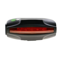 address locator - Special Tail Lamp easy locator Bike GPS tracker low cost waterproof mAh battery free gprs tracking software real address SMS