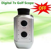 golf range finder - Off Clearance sales Digital X Golf Range Finder Golf Telescope Free shiping Golf Scope Golfscope Yards Measure Distance
