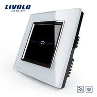 Wholesale livolo intelligent switch touch remote control remote control dimmer switch VL R101DR SWC