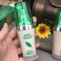 abc type - Hong Qi Mei ABC Green Tea refreshing whitening BB Cream Concealer Cream Moisturizing sunscreen pores