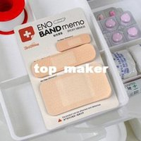 Wholesale Magic Cute Bandage Sticker Post It Bookmark Point It Marker Memo Flags Sticky Notes office tool accessory