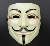big guys - New V for Vendetta Anonymous Movie Adult Guy Mask Hot Halloween Cosplay Cool Masks
