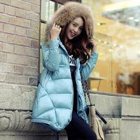 coats and jackets - Hot Sale High Low Irregular Woman Coat And Jacket Winter Fashion Down Coat Woman Winter Long