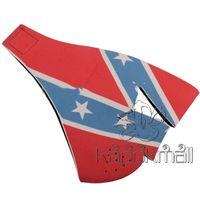 Wholesale Masks National Flag Mask MZ7 Stars and Stripes Pattern Neoprene Full Face National Flag Mask Halloween Masquerade Cosplay