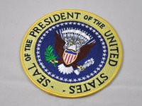 Wholesale US President President of the United States Air Force One badge Great Seal of the United States