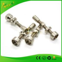 Wholesale Double Adjustable Grade Titanium Nail Fits female joints