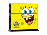 Cheap SpongBob DECAL SKIN PROTECTIVE STICKER for SONY PS4 CONSOLE CONTROLLER