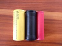 Wholesale 5PCS cell converter to lithium battery converter cell conversion tube for flashlights