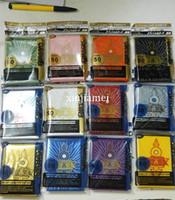 Wholesale KMC Packs YuGiOh card sleeves ZEXAL DS Board games card protector sleeves bag