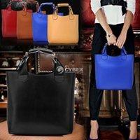 Wholesale 2015 Fashion Women s Large Leather Shoulder Messenger Bag Handbag Purse Tote Hobo Bag