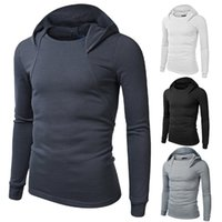 Wholesale New Arrival men s hoodies fashion sports casual good quality sexy size M XXL colours