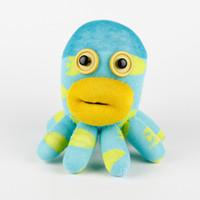 Wholesale Handmade sock Octopus stuffed animal dolls baby toys child birthday party favor gift
