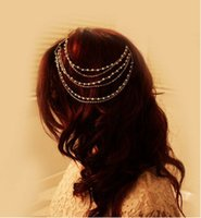 accessories for hairdressers - 2015 Promotion Hot Sale Accesorios Peluqueria Hairdresser Trade Jewelry Dunhuang Designed for Full Pearl Tassel Hair Comb Accessories Women