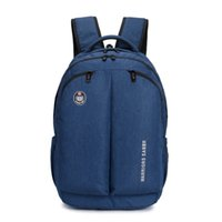 Wholesale The new multifunctional bag backpack male students Swiss Army computer bag Korean tide leisure travel bag