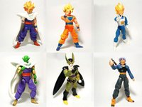 Roles anime toys - Details about DBZ Dragonball Z Dragon ball Anime Joint movable Action Figure Toy JXK