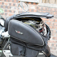 Wholesale PRO biker Motorcycle oil fuel tank bag Motorbike Motocross Racing Cycling Fanny Pack tail luggage bag
