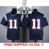 football jerseys - 2015 Super Bowl XLIX jerseys blue Elite Jerseys Football Jerseys Mens Sportswear American Football Jerseys High Quality Football Shirt