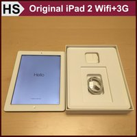 Wholesale Original Apple iPad G WIFI quot IOS A5 GB GB GB Warranty Included Black White Tablet DHL