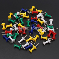 cork board - Promotion Newest Stylish Multi Coloured Push Drawing Pins for Notice Cork Board Map Overvalue