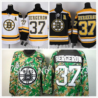 Ice Hockey best nhl - 2014 Boston Bruins NHL Jersey Patrice Bergeron Jersey Home away Jersey size Best quality and Stitching Original tag