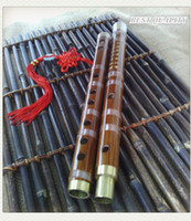 Wholesale China Musical Instruments Professional Flute Traditional Handmade Bamboo Flute Special Offers DIZI F Tone