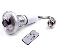 analog technologies - E27 Pinhole Technology and Analog Camera Type hidden camera light bulb Mirror hidden camera light bulb