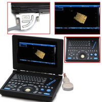 Wholesale Brand New version D Full Digital Laptop Ultrasound Scanner PC convex probe Built in D