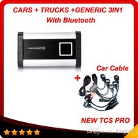 Cheap 2013 Release3 Auto CDP Pro for Cars Trucks Generic with keygen in CD Auto tcs cdp pro com + Bluetooth cdp pro with car cables